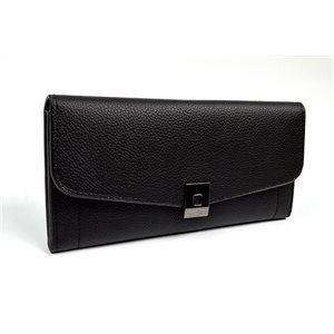 Women's Wallet soft grained look L19cm H9cm New Collection Classic 72479