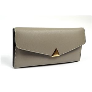 Women's Wallet soft grained look L19cm H9cm New Collection Classic 72499