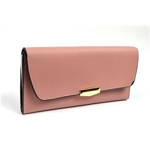 Women's Wallet soft grained look L19cm H9cm New Collection Classic 72503