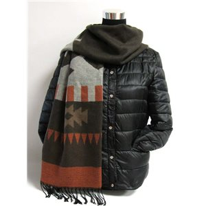 Winter Scarf for Men 100% Acrylic 70cm * 190cm 250gr New Collection Men 72400