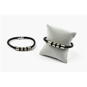 Bracelet Jonc aimanté Mode Mixte 60mm Collection TorK Design 72971