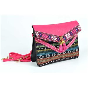 Embroidered Ethnic Womens Pocket H13-L19cm New Collection 73339