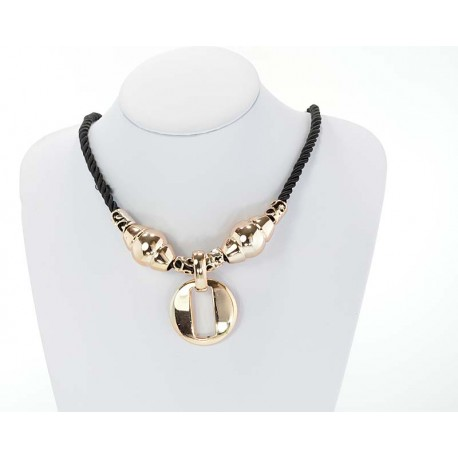 Links acrylic necklace 61610 Winter Collection