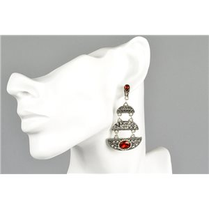 1p Stud Earrings ATHENA New Ethnic Collection 73439