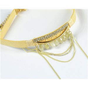 Choker Necklace Chic and Strass New Collection Choker 2018 73884