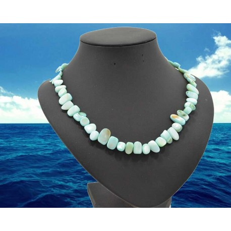 Pearl Necklace Jewelry varnish L50cm 62079