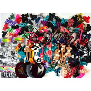 ready to unpack +160 special hair items market or destocking 75241