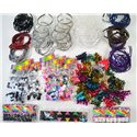 READY TO UNPACK +200 Special Hair Items Market or Déstockage 75252