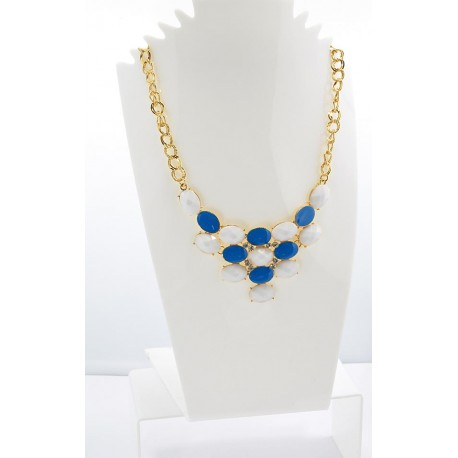 Email Creation necklace ATHENA Princess and Strass 62151