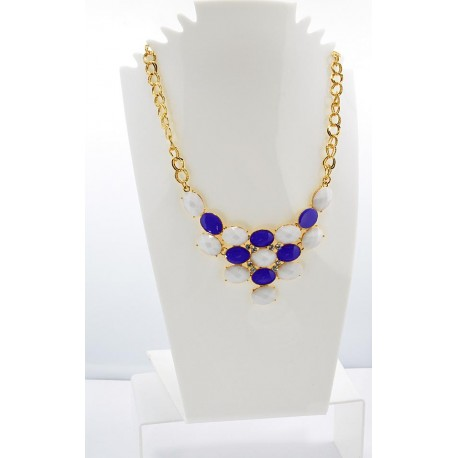 Email Creation necklace ATHENA Princess and Strass 62152