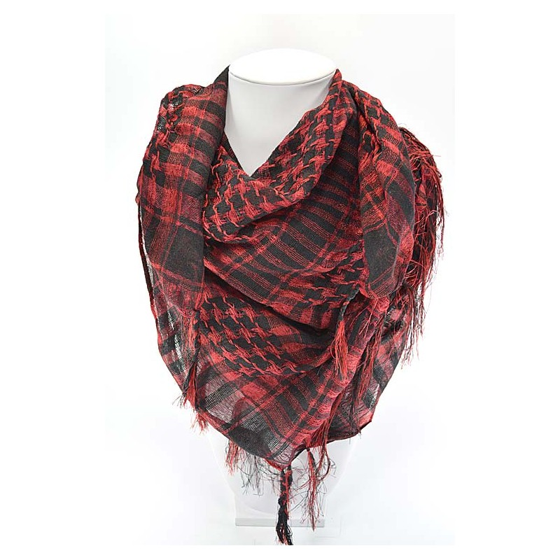 keffiyeh scarf square 100cm new collection 60764 3w import