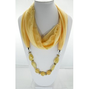 Collier Foulard Bijoux New Collection 61834
