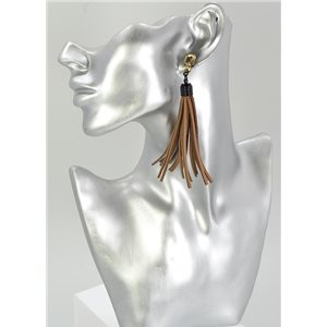 1p Earring Pendant Collection Leather 68079