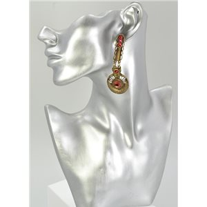 1p Earring New Vintage Fashion Collection Spring 68043