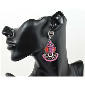 1p Earrings ATHENA TOP Ethnic Collection Summer 69375