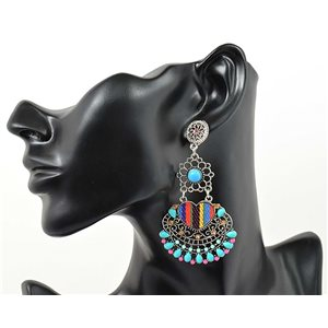 1p Earrings ATHENA TOP Ethnic Collection Summer 69402