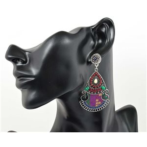 1p Earrings ATHENA TOP Ethnic Collection Summer 69440