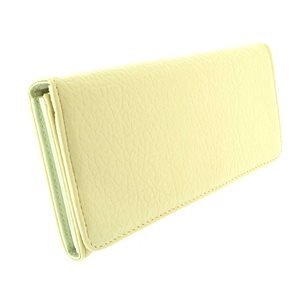 grained leather look wallet woman l20-70795 H10cm classic collection