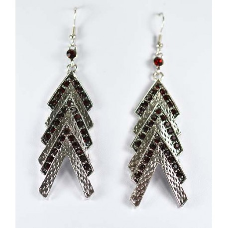 ATHENA Earrings set Creation Strass 52852