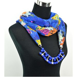 Foulard Bijoux polyester Collection 71019