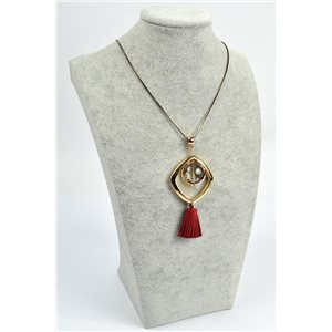 Necklace 76cm jewelry new design collection graphika 72886
