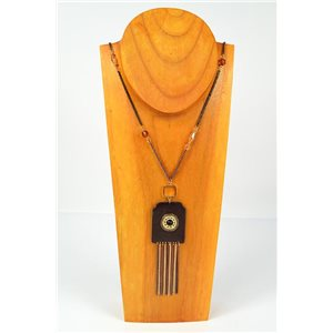 Necklace long necklace 68-76cm collection cocoa graphika ethnic 73248