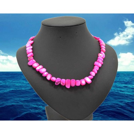 Pearl Necklace Jewelry varnish L50cm 62074