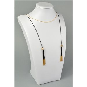 Necklace Long necklace 77-82cm Jewelry New Collection Graphika Chic 73865
