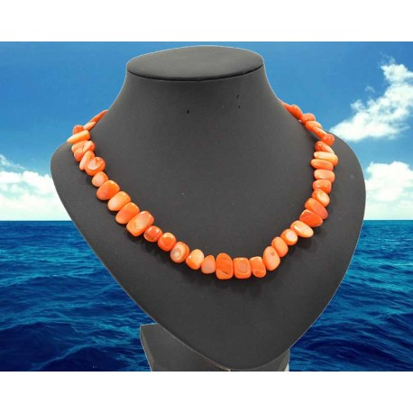 Pearl Necklace Jewelry varnish L50cm 62080