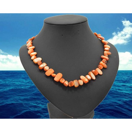Pearl Necklace Jewelry varnish L50cm 62082