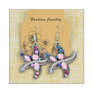 1p Earrings ATHENA silver plated metal set with Rhinestones New Ethnic Collection 75500