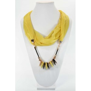 Scarf Necklace Jewelry New Collection 59675