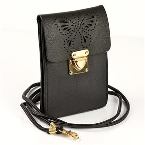 Sac Pochette Femme en Cuir PU 11*17cm New Collection 77042