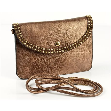 Women's PU Leather Pouch 18 * 13cm New Collection 77032