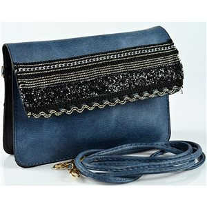 Sac Pochette Femme en Cuir PU 19*13cm New Collection 77059