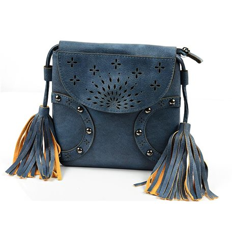 Women's PU Leather Pouch 18 * 18cm New Collection 77015