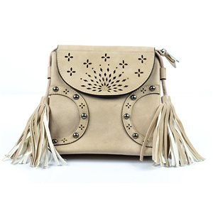 Women's PU Leather Pouch 18 * 18cm New Collection 77016