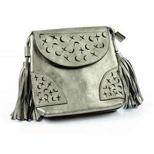 Women's PU Leather Pouch 18 * 18cm New Collection 77020
