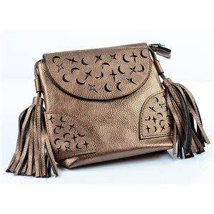 Sac Pochette Femme en Cuir PU 18*18cm New Collection 77021