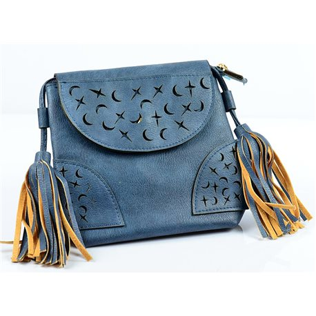 Women's PU Leather Pouch 18 * 18cm New Collection 77023