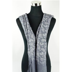 Polyester scarf 180cm-75cm New Summer Collection 77100
