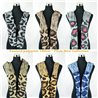 Polyester scarf 180cm-75cm New Summer Collection 77145