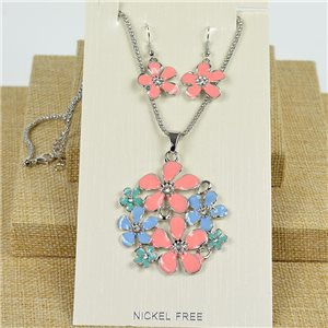 VISAGE ornament Hand painted New Collection 2020 Spring Summer 78043