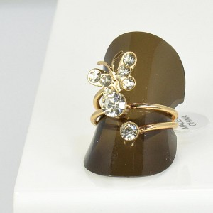 Rhinestones Adjustable Ring New Style Full Rhinestone 66055
