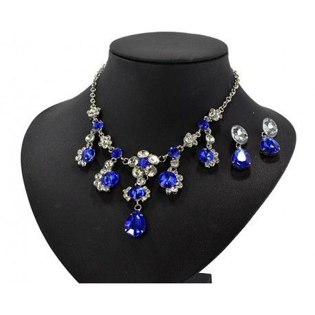 Parure CYBELE Full Strass Collection 2015 63811