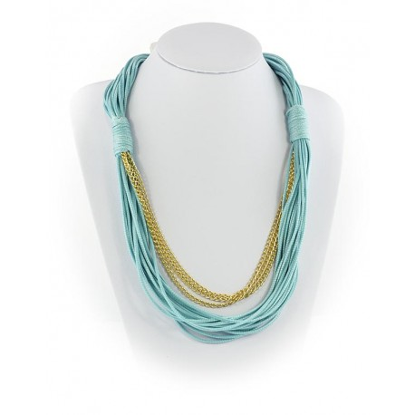 Fashion Necklace Summer Chains appearance Cordes sur L55cm 65606