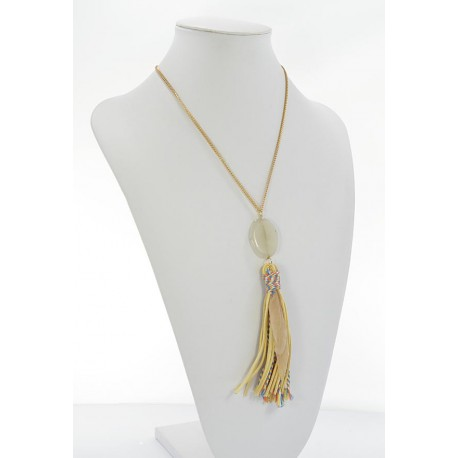Long Necklace Summer Chains Jewelry on Pen and L70cm 65623