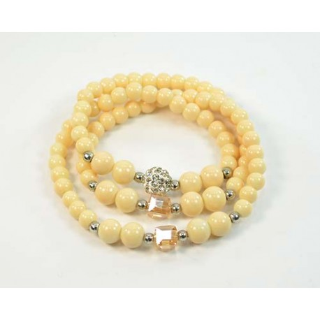 Beads Bracelet wireline élastic Fall Winter Collection 58087