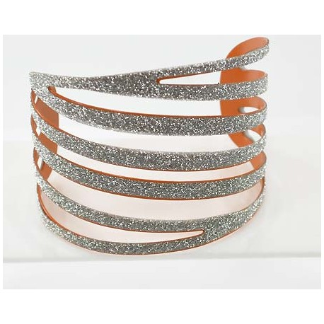 Bracelet Color Tendance Pailleté 59835