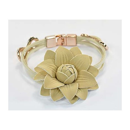 Bracelet Rose Petal Collection L19cm 60075